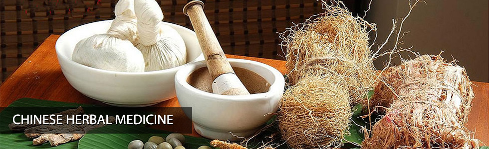 Chinese Herbal Medicine Header